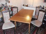 Eßzimmertisch 4 Stühle Küchentisch 4