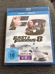Blu-Ray Fast Furious 8