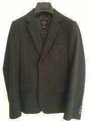 schwarzer Anzug von G Lehmann