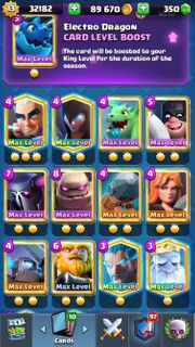 Clash Royale Account