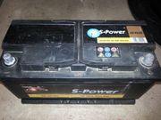 Starterbatterie 12V 95Ah - 800A Startstrom