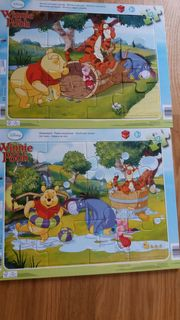 Puzzles Winnie Pooh ab 3