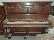 Antikes Klavier Hersteller J A