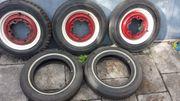 VW Käfer Räder und Reifen