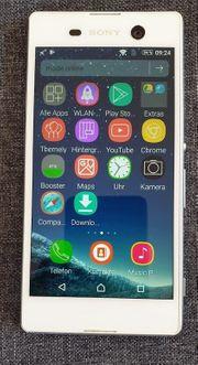 Sony Xperia M5 Smartphone E5603