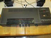 Vintage Stereoanlage Schneider Set 112