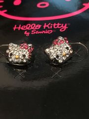 Neu Hello Kitty Ohrstecker