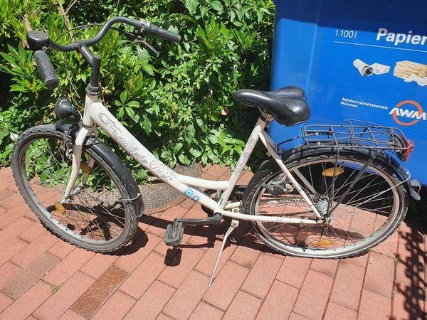 Schönes stabiles 26 er Fahrrad