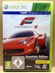 XBOX 360 Spiel Forza Motorsport