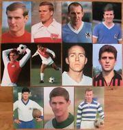 Fußball Sammelbilder von ARAL Fußball