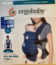 Babytrage Ergobaby Neuwertig