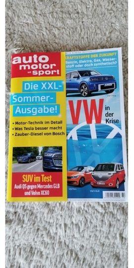 Zeitschriften, Magazine - Die neusten AutoMotorSport