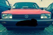 VW Passat Oldtimer mit H-Kennzeichen