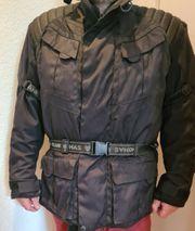 Motorrad Jacke Gr XXL - kaum
