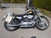 Schöne Harley-Davidson Sportster XLH 1200