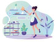 Suche Haushälterin mit Botengänge Arzt