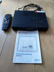 HUMAX iFOX-TC Digital Reciver zu