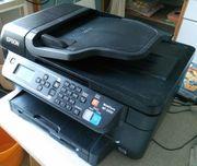 Epson WF-2650 Fax Scanner Drucker