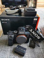 Sony Alpha A7R III - sehr