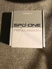 New Roland SPD ONE PERCUSSION