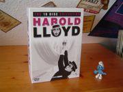 Harald LLoyd Collection - 10 DVD-Box -