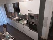 Einbauküche mit Bosch Elektrogärete