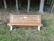 Holzbank Bausatz