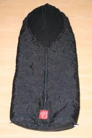 Winterschlafsack für den Kinderwagen