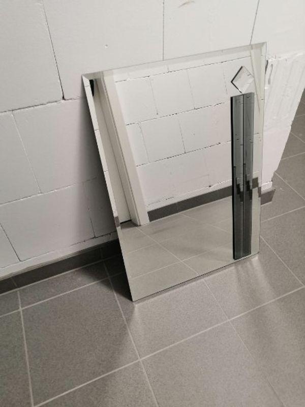 Spiegel ohne Beschädigungen