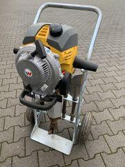 Baumaschinen Baugeräte Benzinhammer Wacker Neuson