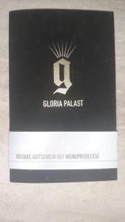 Kino-Gutschein-Set Gloria-Palast Deluxe gültig bis