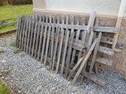 Zaun Holz