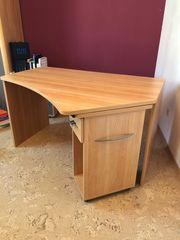 Großer Eck-Schreibtisch