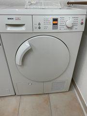BOSCH MAXX 7 sensitive Wäsche-Kondenstrockner