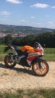 Motorrad Honda Repsol 125 CBR