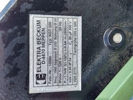 Kapp- und Gehrungssäge Elektra Beckum: Kleinanzeigen aus Bretten - Rubrik Geräte, Maschinen