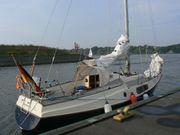 Segelyacht Beryll - urlaubsklar