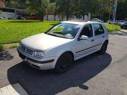 VW Golf 4 123tkm