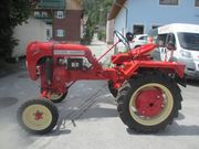Hofherr Schrantz A111 1-Zylinder Diesel