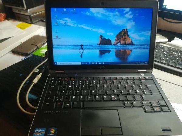 Dell Notebook latiude E6230 i5