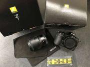 Nikon Z7 Nikkor Z 50mm