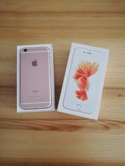 iPhone S6 rosé Gold