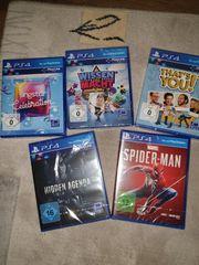 Spidermen inkl playlink