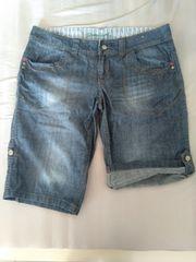 kurze Jeans Gr 38