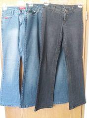 3x Jeans K-Gr 18 36