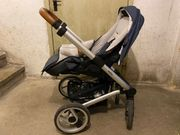 Kinderwagen - praktisch neu -