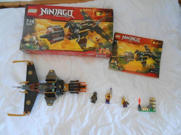 70747 LEGO Ninjago Cole s