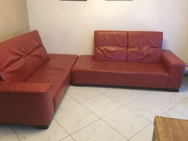 2x FUNKTION COUCH SOFAS 2-er