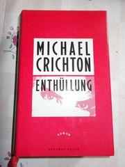 Michael Crichton Ausgabe 1994 Enthüllung