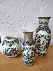 Vasen von Villeroy Boch